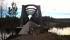 Bron över Armasjoki...
