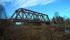 Detta är den strörsta järnvägsbron mellan Övertorneå och Karungi.