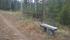 Längs banvallen finns det bänkar på några ställen där man kan sitta och njuta av naturen.
