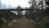 Kyrkvägen som bland annat leder till Hietaniemi kyrka går över denna viadukt.