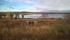 ...och på andra sidan den fina Torneälven skymtar Finland.