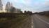 ...mot riksväg 99 i norra delarna av Karungitrakten. Eller närmare bestämt vid Lövheden. Därifrån lyckades jag inte finna banvallen längre.