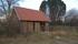 Ett uthus i Karungi.