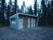 ...vid Falun har exemepelvis en tall fått ge namn åt en trafikplats. Vid den här nyfixade rastplatsen Suptallen söder om Vittangi, där även arbeten pågick just nu, hade man ställt upp nya toaletter.
