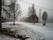 Husen i Lannavaara på den södra sidan av Lainioälven verkade tomma...