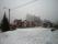 Några färska människospår kunde jag inte heller se i snön.