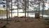 En rastplats nedanför parkeringen vid Skaite. En rastplats som ligger nere vid Stora Luleälven...