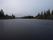 Isarna hade precis börjat lägga sig på sjöarna.