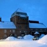 Stationen i Torneträsk.