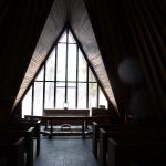 Kapellet var upplåst...