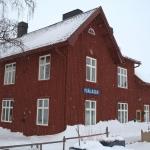 Stationshuset i Fjällåsen.