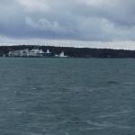 En del av Åland.