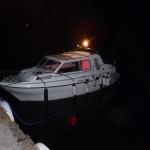 Nattens hamn blev vid Kobba Klintar.