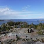 Utsikt från Arholma.