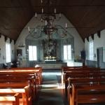 I Arholma kyrka.