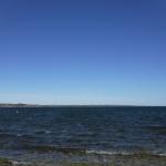 Vid havet...