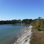 Bästeträsk  är Gotlands största sjö,...