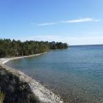 ...och ligger uppe i de nordligare delarna av Gotland.