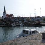 Båten i Rønne.