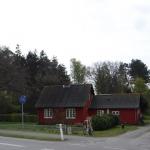 En gård på Bornholm.