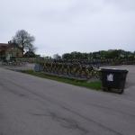 Ven verkar vara en populär cykelö, då man kan hyra cyklar på flera ställen på ön.