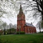 Sankt Ibbs nya kyrka inrymmer Tycho Brahe-museet. Tycho Brahe var en skånsk/dansk atronom.