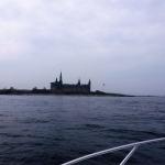 Slottet Kronborg vid Helsingör.