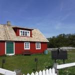 Museum på Hallands Väderö.