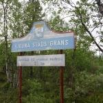 Älven utgör även kommungräns mellan Kiruna kommun och Gällivare kommun.