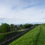 Ännu en bild vid Karlsborgs fästning.