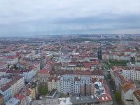 Utsikt från Prags...