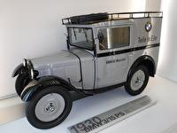 En gammal BMW.