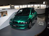 BMW E1, var visst ett tidigt försök att bygga en elbil.