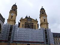 En tysk byggnad.