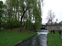 Vatten i München.