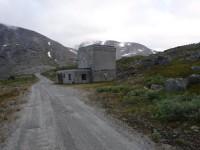 En byggnad som tillhör norska Statkraft, trots att den ligger i Sverige.