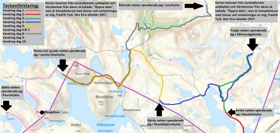 Karta 3 av 5.