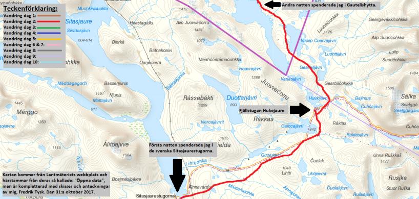 Karta 2 av 5.