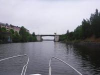 Södertälje kanal.