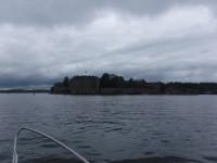 Waxholms fästning.