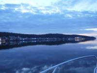 Ulvöhamn på Norra Ulvön.