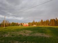Försommarkväll på Holmön.