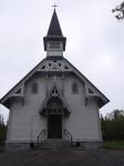 Holmöns kyrka.