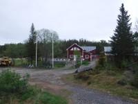 Restaurangen Novas Inn på Holmön.