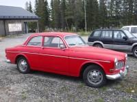 På Holmön såg jag flera Volvo Amazoner.