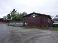 Hamnkrogen på Holmön var stängd, då jag var på ön.