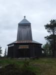 Vid båtmuseet på Holmön.