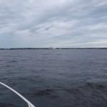 Pite Havsbad skymtar vid horisonten.