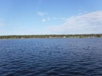En junimåndag i Luleå skärgård.