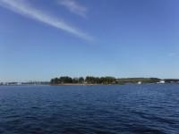 Gråsjälören ligger nära Luleås stadskärna.